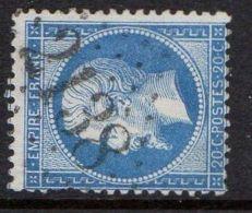 FRANCE ( OBLITERATION LOSANGE ) GC 2138 Lutterbach Haut-Rhin , COTE  20.00 EUROS , A SAISIR . - Marcophilie (Timbres Détachés)