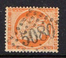 FRANCE ( OBLITERATION LOSANGE ) GC 5080 Alexandrie (Egypte , COTE  13.50 EUROS , A SAISIR . - Marcophilie (Timbres Détachés)