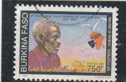 BURKINA FASO YT 865 - MI 1283 - DOUTA SECK - OBLITERE USED - Burkina Faso (1984-...)