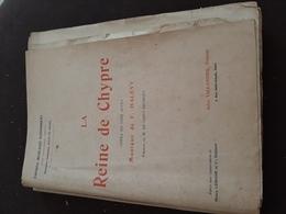 La Reine De  Chypre  Opéra En  5 Actes  De 1875 - Opéra