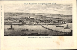 Artiste Cp Koblenz Am Rhein, Historische Stadtansicht - Allemagne