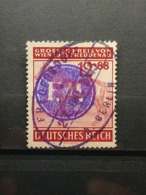 Deutsche Lokalausgabe Fredersdorf Mi-Nr. F 858 Gestempelt - Germania
