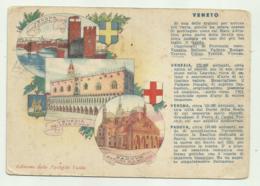 VENETO, VEDUTE - EDIZIONE DELLE PASTIGLIE VALDA  - NV  FG - Italia