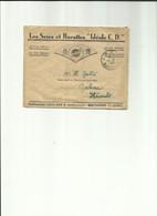 Loir Et Cher * PP * Montrichard Sur Enveloppe Illustrée Scies Et Barattes Idéale CD - 1921-1960: Moderne