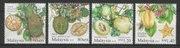 Malaysia (2014) - Set -   /  Fruits - Frutas - Fruits