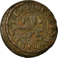 Monnaie, Espagne, Philip III, 2 Maravedis, 1603, Segovia, TTB, Bronze, KM:3.7 - [1] …-1931: Königreich