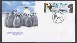 AUSTRALIE AAT 2000FDC Antarctic Penguins - FDC