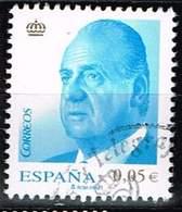 Spanien 2008,Michel# 4281, 4282, 4284 O King Juan Carlos I - 1931-Hoy: 2ª República - ... Juan Carlos I