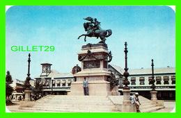 GUATEMALA - MONUMENTO AL GRAL. JUSTO RUFINO BARRIOS - DEXTONE - - Guatemala