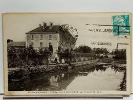 49 - CHATEAU DE LA BODINIERE PAR TRÉLAZÉ - ANIMÉE - 1950 - Other Municipalities
