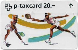 Switzerland - Swisscom (L&G) - W-Cards - W27C - Sports - Weltklasse Zürich - 622L - 02.1996, 20Fr, 3.750ex, Used - Suiza