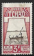 TCHAD TAXE N°22 NSG - Nuevos