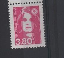 FRANCE N° 2624a ** - MARIANNE Sans Phosphore Cote 40 € - Errors & Oddities
