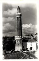 Photo Cp Antalya Türkei, Yivli Minare Moschee Und Uhrturm - Turquie