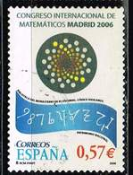 Spanien 2006,Michel# 4132 O International Mathematics Congress - 1931-Hoy: 2ª República - ... Juan Carlos I
