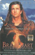 MEL GIBSON - BRAVEHEART - 1998 - Kino