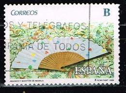 Spanien 2009,Michel# 4382 O Hand Fan And Manila Shawl - 1931-Hoy: 2ª República - ... Juan Carlos I