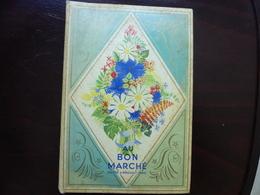 AGENDA - MAGASIN AU BON MARCHE - MAISON A. BOUCICAUT - PARIS - 1938 - Old Paper