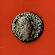 TRAJAN / 98 - 117 / GRAND BRONZE - 3. Die Antoninische Dynastie (96 / 192)