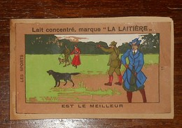 Chromo La Laitière. - Chromos