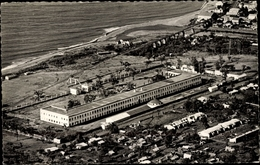 Cp Saint Denis Réunion, La Caserne Lambert, Kaserne, Bahnstrecke - La Réunion