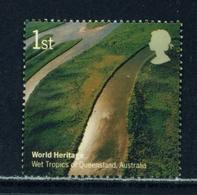GREAT BRITAIN  -  2005 World Heritage Sites 1st Used As Scan - 1952-.... (Elizabeth II)