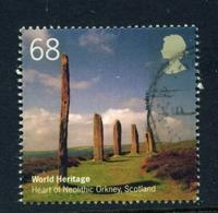 GREAT BRITAIN  -  2005 World Heritage Sites 68p Used As Scan - 1952-.... (Elizabeth II)