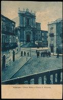 VILLAROSA - CALTANISSETTA 1929 - Caltanissetta