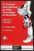 Artist Drawing MICHETZ Brussels International Festival Of Fantasy Calendar Calendrier Film BD Dessin BIFFF - Tamaño Pequeño : 2001-...