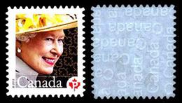 Canada (Scott No.2617 - Reine / Elizabeth / Queen Elizabeth) (o) NOTE - 1952-.... Règne D'Elizabeth II