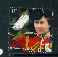 GREAT BRITAIN  -  2005 Trooping The Colour 1st Used As Scan - 1952-.... (Elizabeth II)