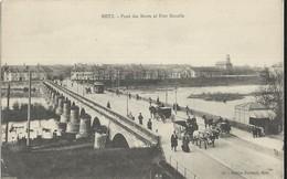 Metz  Pont Des Morts Et Fort Moselle - Metz