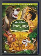 DVD  Le Livre De La Jungle - Dessin Animé