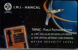 ISRAEL  1994 BEZEQ PHONECARD I.M.I HANCAL MINT VF!! - Israel