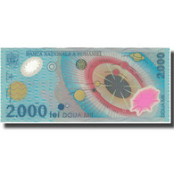 Billet, Roumanie, 2000 Lei, 1999, KM:111a, TTB - Romania