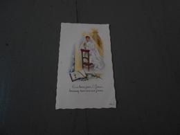 Image De Communion , Profession De Foi église DE LA FOSSE LESTREM - Devotieprenten