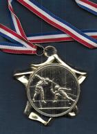Escrime - Médaille - Escrime