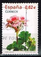 Spanien 2009,Michel# 4428 O Geranium - 1931-Hoy: 2ª República - ... Juan Carlos I