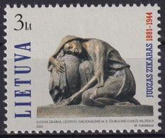 LITAUEN 2001 Mi-Nr. 772 ** MNH - Lithuania