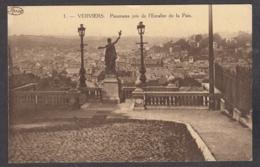 105454/ VERVIERS, Panorama Pris De L'escalier De La Paix - Verviers
