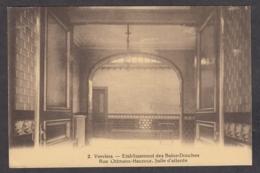 105457/ VERVIERS, Etablissement Des Bains-Douches, Salle D'attente - Verviers