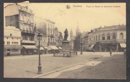105458/ VERVIERS, Place Du Martyr Et Monument Chapuis - Verviers