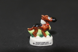 Fève De La Série LUCKY LUKE - Rantanplan - Arguydal - (Réf. 009) - Strips
