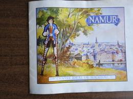 Namur.  Centre Idéal De Tourisme - Tourismus