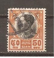 Tailandia (Siam) Nº Yvert  199 (usado) (o) - Siam