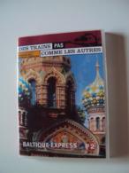 DVD  DES TRAINS  PAS COMME LES AUTRES  Vu Sur  France2    BALTIQUE EXPRESS - Travel