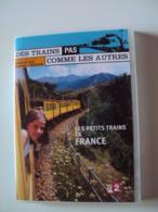 DVD  DES TRAINS  PAS COMME LES AUTRES  Vu Sur  France2   LES PETITS TRAINS DE FRANCE - Travel