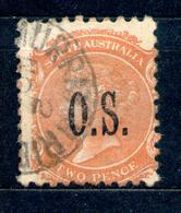 South Australia - Südaustralien 1891 - Michel Nr. Dienst 23 O - 1855-1912 South Australia