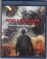 DVD Blu Ray WORLD INVASION - Ciencia Ficción Y Fantasía