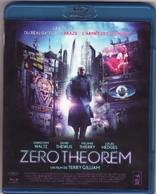 DVD BLU RAY ZERO THEOREM - Ciencia Ficción Y Fantasía
